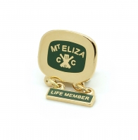 Personalised Lapel Pin