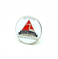 South Lake Lapel Pin